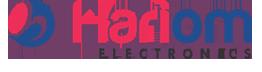 Hariom Electronics Logo